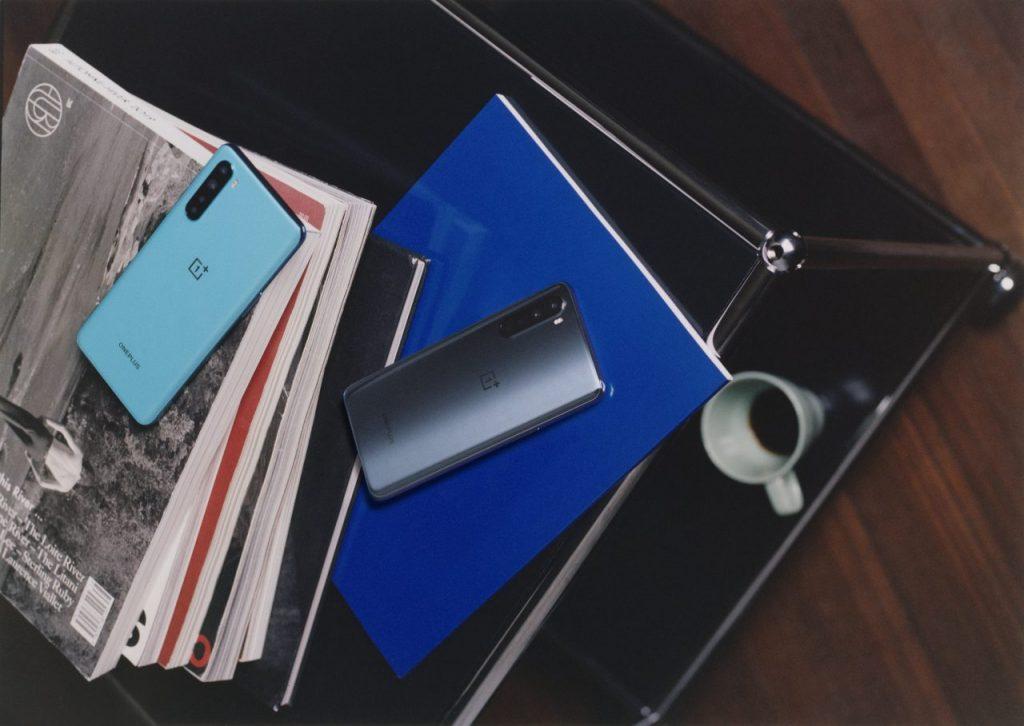 OnePlus Nord Farben