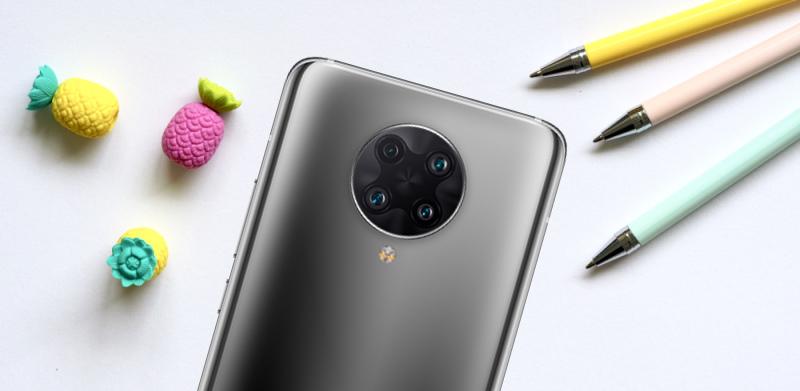Redmi K30 Ultra Kamera