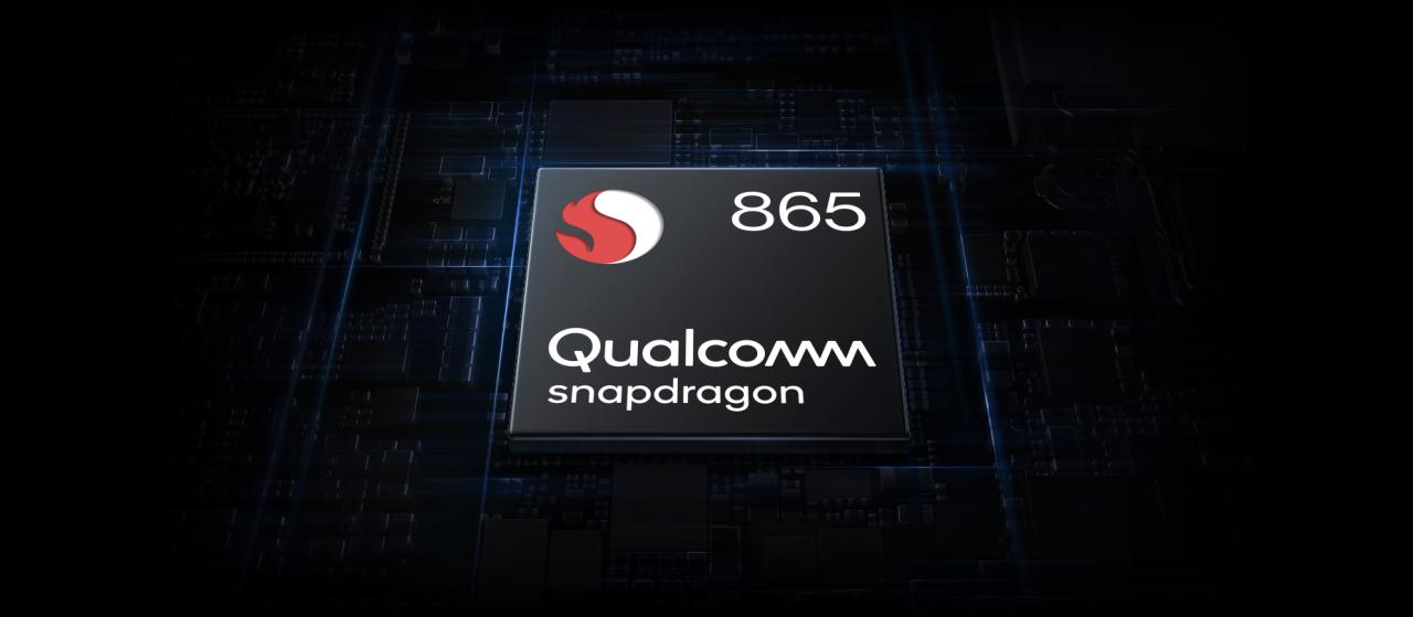 OnePlus 8T Snapdragon 865